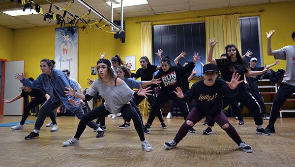 lezione di dancehall