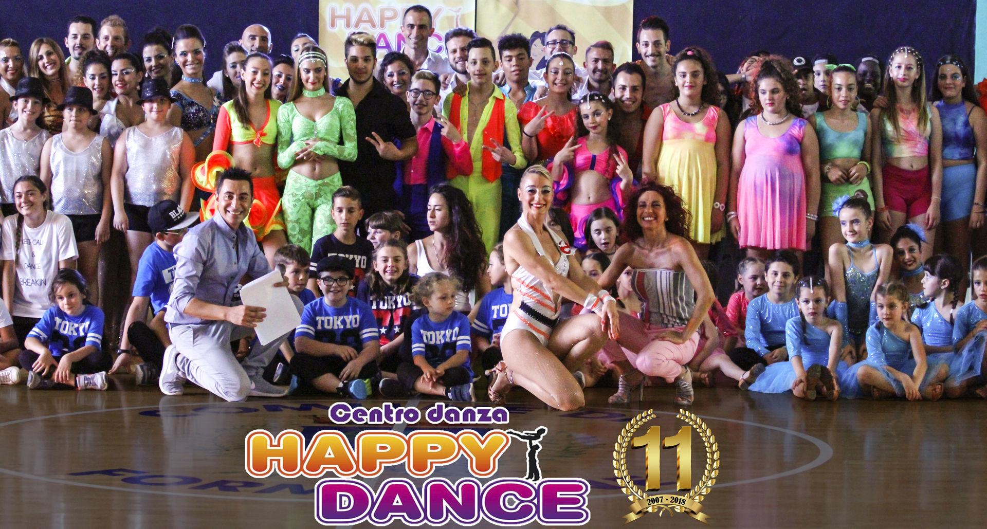 settembre formiginese happy dance