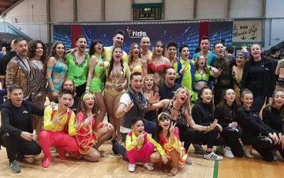 Le prime due tappe di Coppa Italia per Happy Dance
