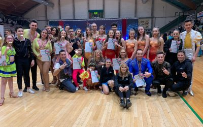 Happy Dance al Campionato Regionale FIDS 2019 Emilia Romagna