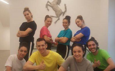 Happy Dance al Museo Ferrari